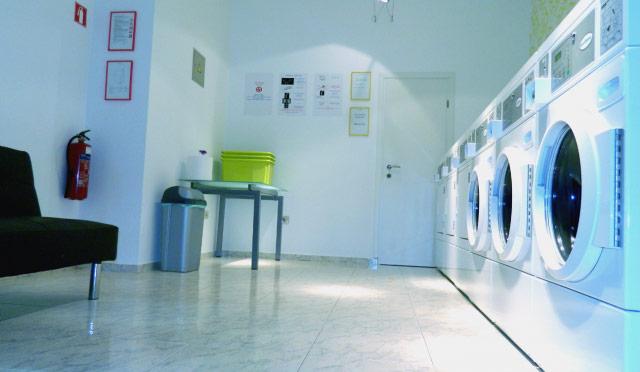 Pralnica perila v Luciji