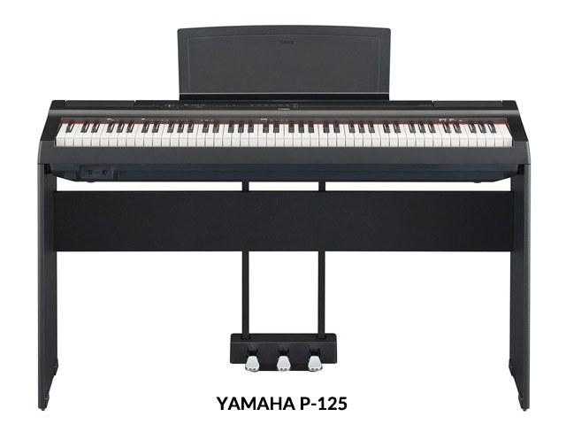 Digitalni klavir Yamaha P-125