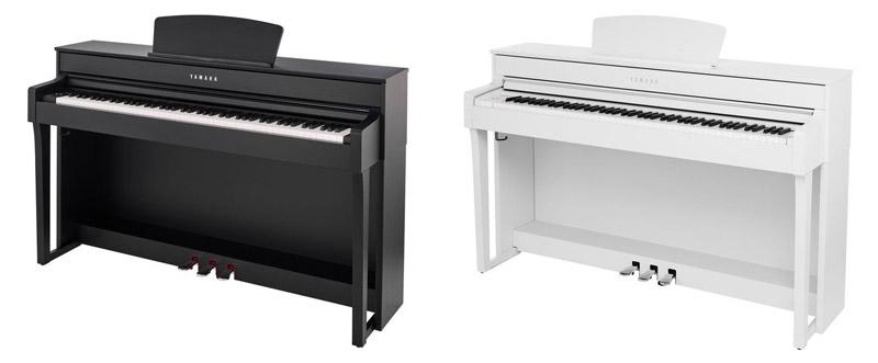 Električni klavir Yamaha CLP-635