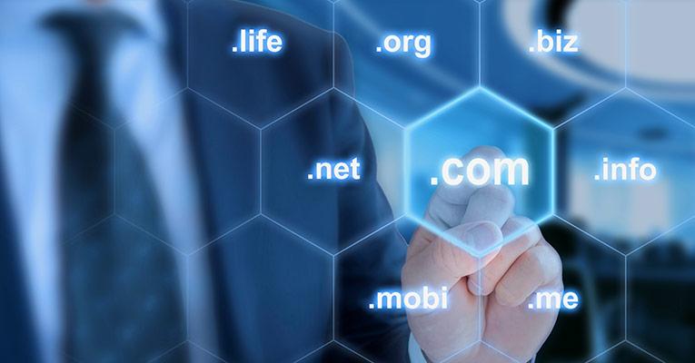 Spletno gostovanje in domena