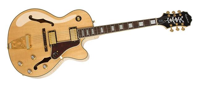 Električna kitara Epiphone Emperor II PRO Joe Pass NA