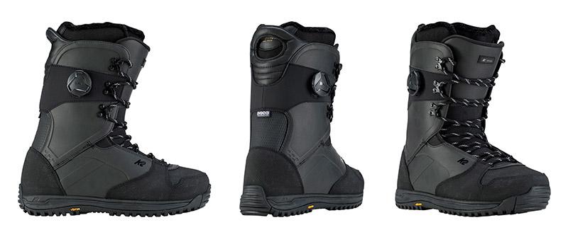 Snowboard čevlji K2 Ender 2019