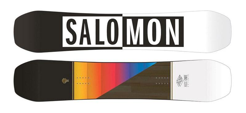 Snowboard Salomon Huck Knife 2019